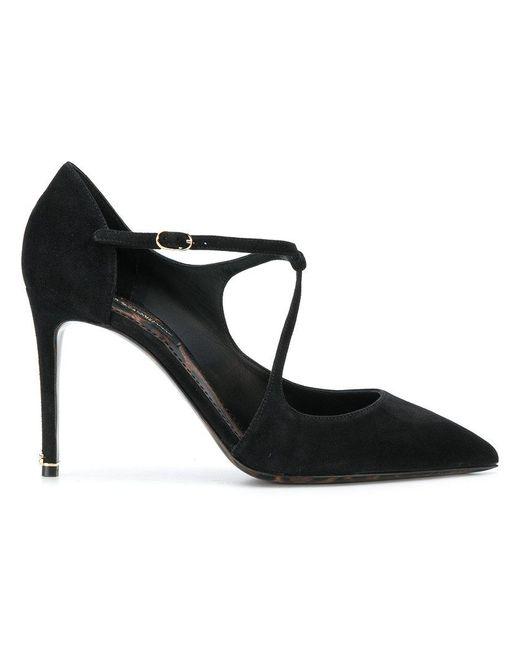 Dolce & Gabbana - Black Bellucci Pumps - Lyst
