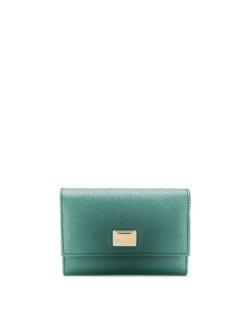 Dolce & Gabbana Dauphine 財布 Green