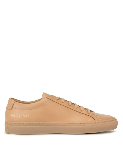 Common Projects ローカット スニーカー Multicolor