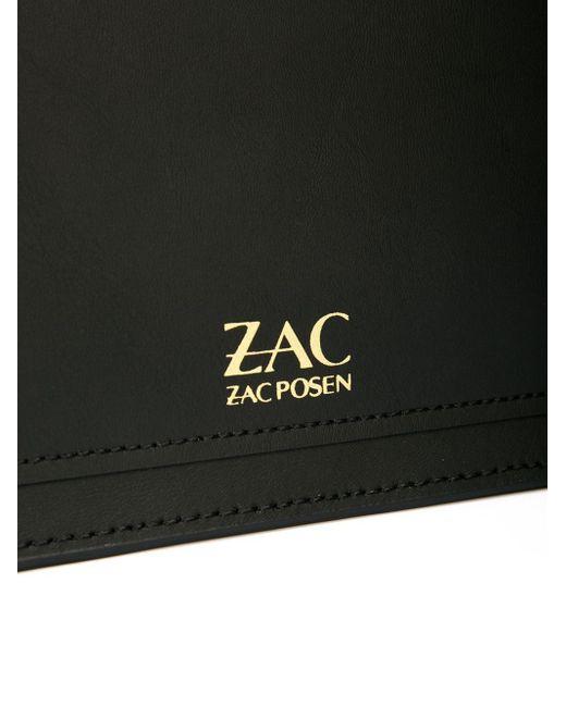 Zac Zac Posen Biba バックル バックパック Black