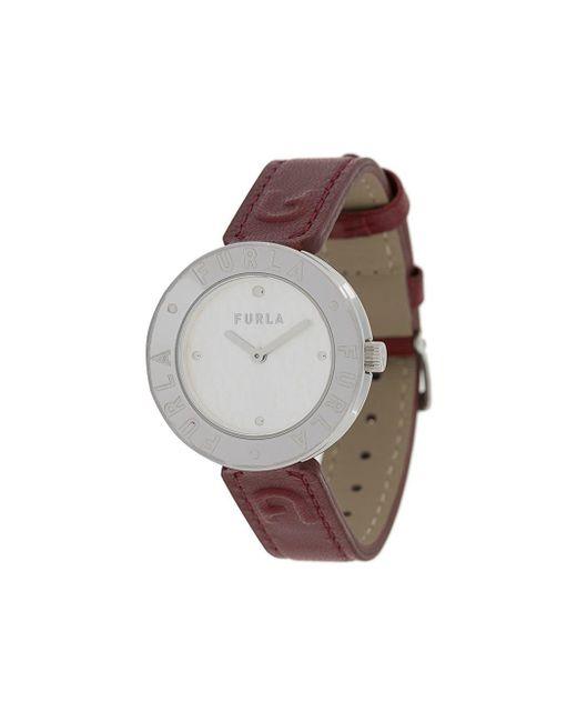 Furla Code 腕時計 Metallic