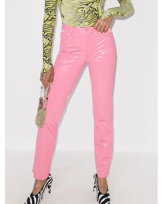 Maisie Wilen Galleria パンツ Pink