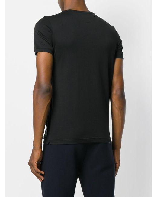 Футболка Bag Bugs Fendi для него, цвет: Black