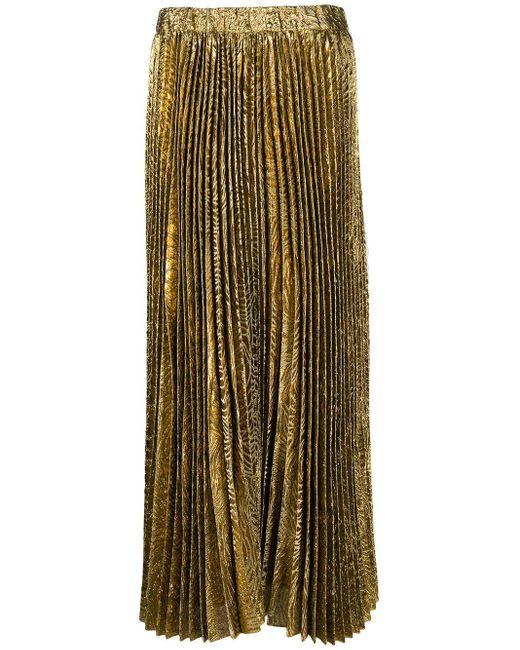 LaDoubleJ Soleil スカート Metallic