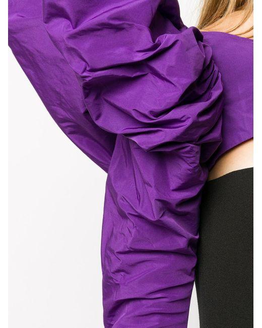 Givenchy ラッフル トップ Purple
