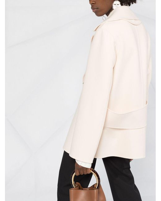 Jil Sander カシミア シングルジャケット Multicolor