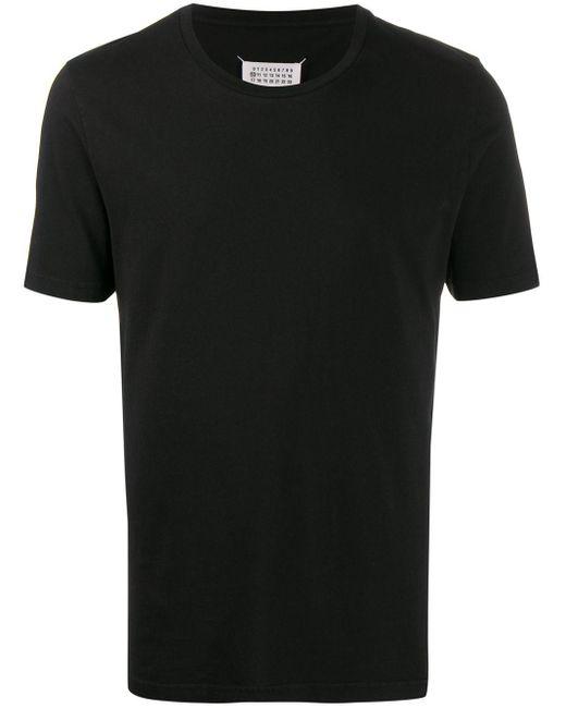 メンズ Maison Margiela Tシャツ Black