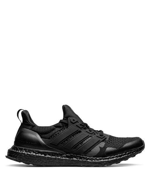 メンズ Adidas Ultraboost 1.0 Undefeated スニーカー Black