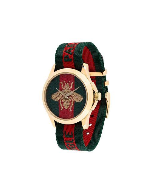 メンズ Gucci ル マルシェ デ メルヴェイユ 腕時計 Multicolor