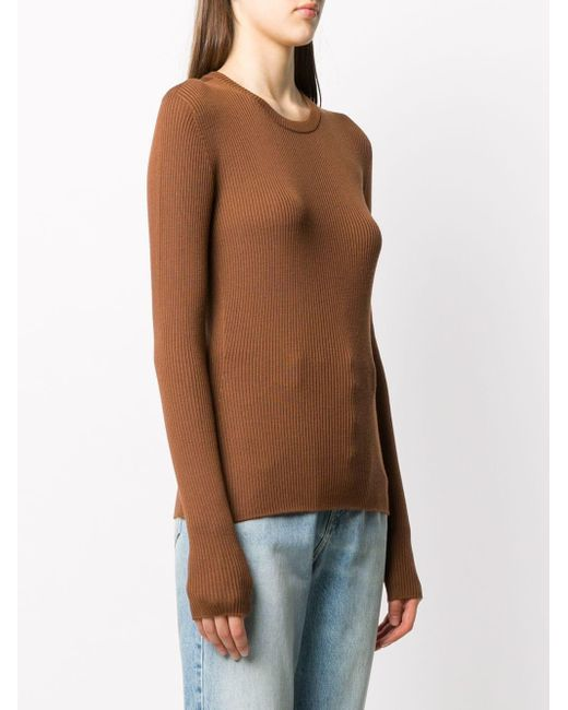 Трикотажный Джемпер Dolce & Gabbana, цвет: Brown