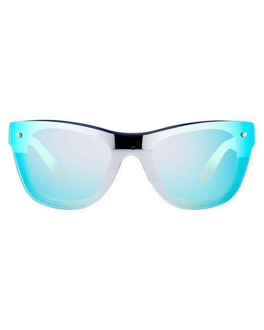 メンズ 3.1 Phillip Lim 34 C8 サングラス Blue
