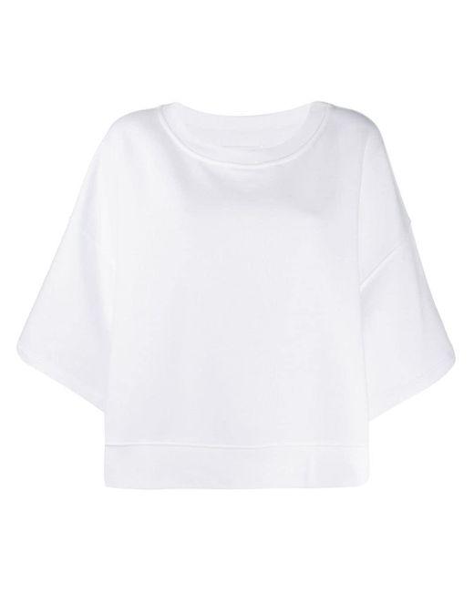 Maison Margiela スウェットシャツ White