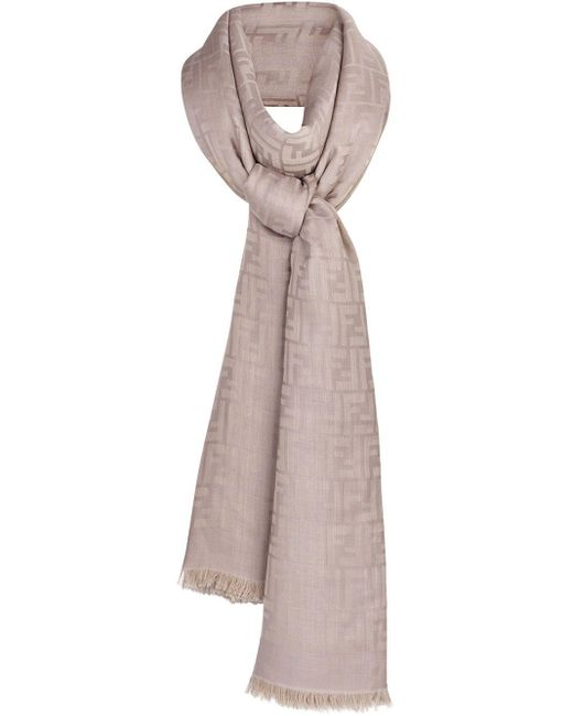 Fendi Ff パターン スカーフ Multicolor