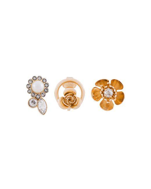 Ca&Lou - Metallic Saskia Earrings - Lyst