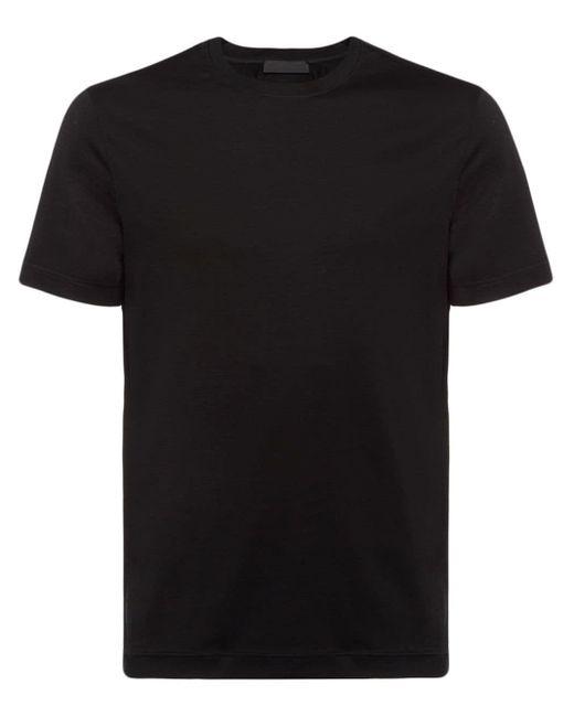 メンズ Prada クラシック Tシャツ Black