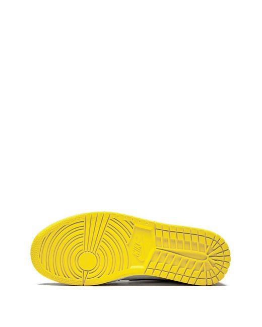 Кроссовки Air 1 Mid Se Nike, цвет: Black