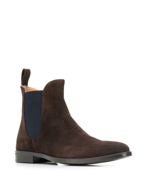 new style 4dcb2 f8c54 Herren Chelsea-Boots in braun