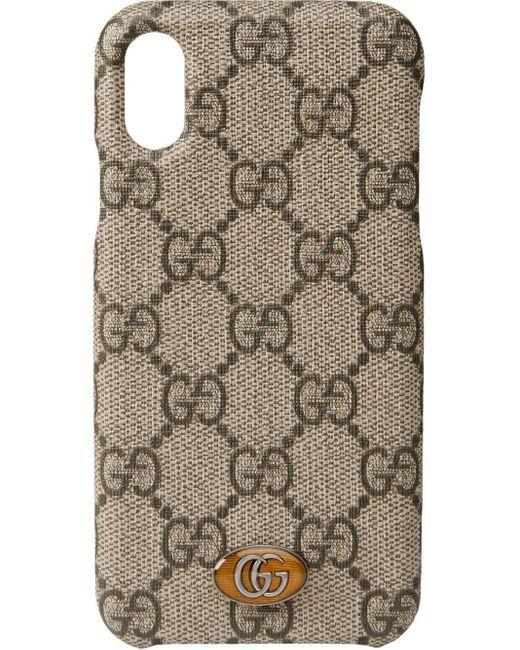 メンズ Gucci オフィディア Iphone X/xs ケース Multicolor