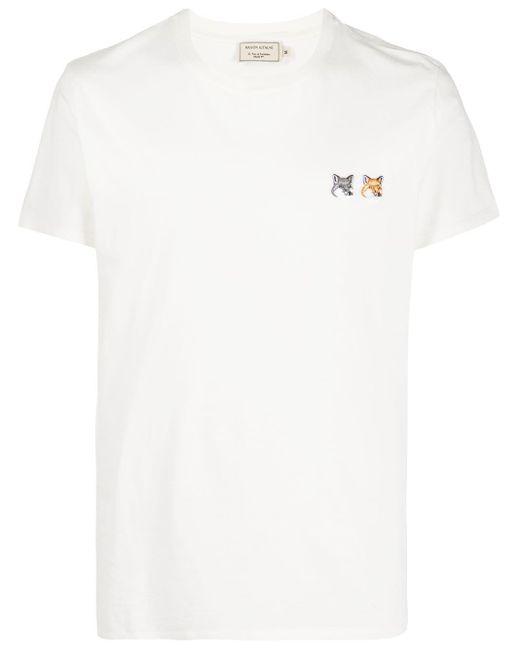 Maison Kitsuné ロゴ Tシャツ Multicolor