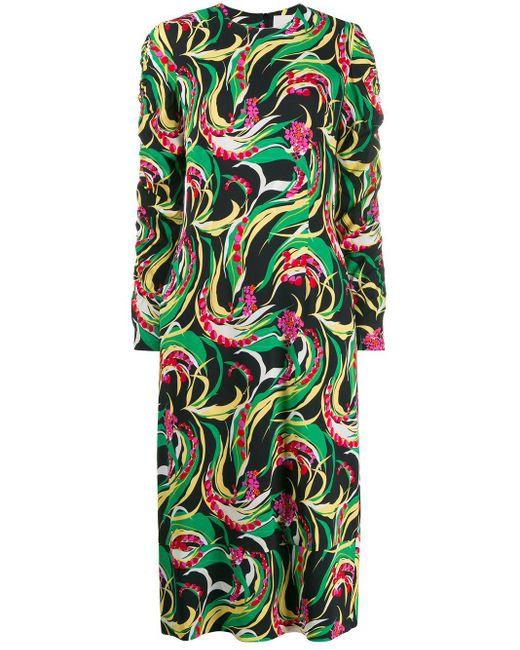 LaDoubleJ Tinder ドレス Green