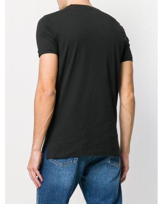 Vivienne Westwood Black Peru T-shirt for men