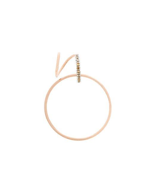 Maria Black - Metallic 14kt Rose Gold Darcy Twirl Earring - Lyst