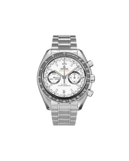 Наручные Часы Speedmaster Pre-owned 44.25 Мм 2020-го Года Omega для него, цвет: White