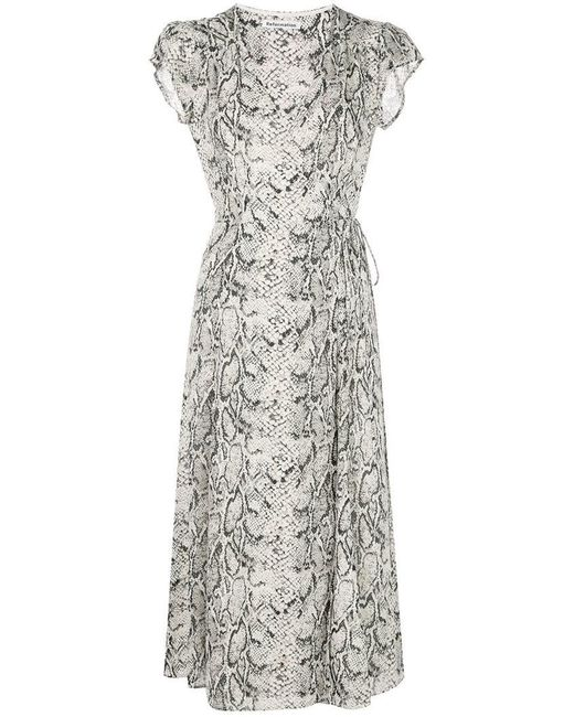 e3810dc9c55a Reformation - Multicolor Carina Dress - Lyst ...