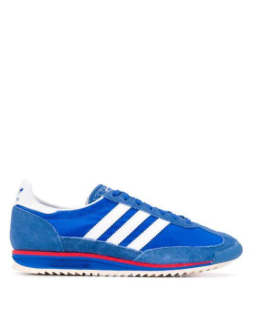 Adidas Sl 72 パネル スニーカー Blue