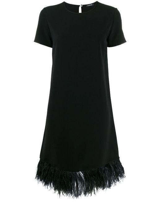 P.A.R.O.S.H. Piraty ドレス Black