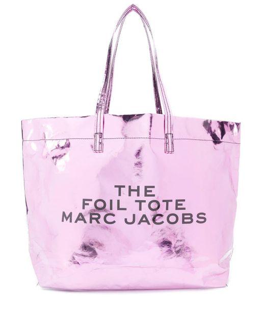Marc Jacobs The Foil トートバッグ Multicolor