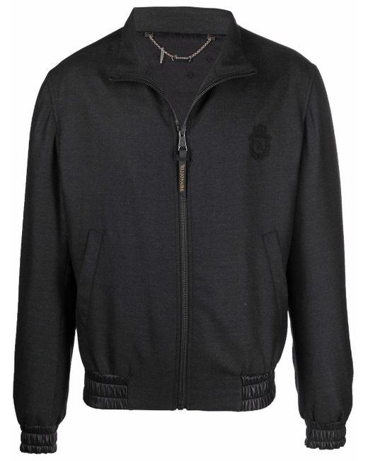メンズ Billionaire ボンバージャケット Gray
