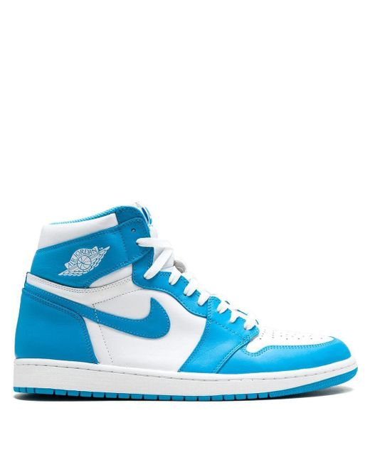 メンズ Nike Air 1 Retro Sneakers Blue
