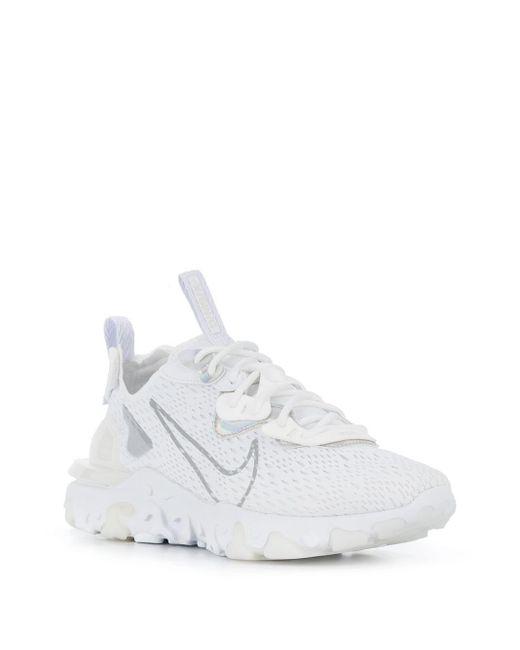 Nike React Vision スニーカー White