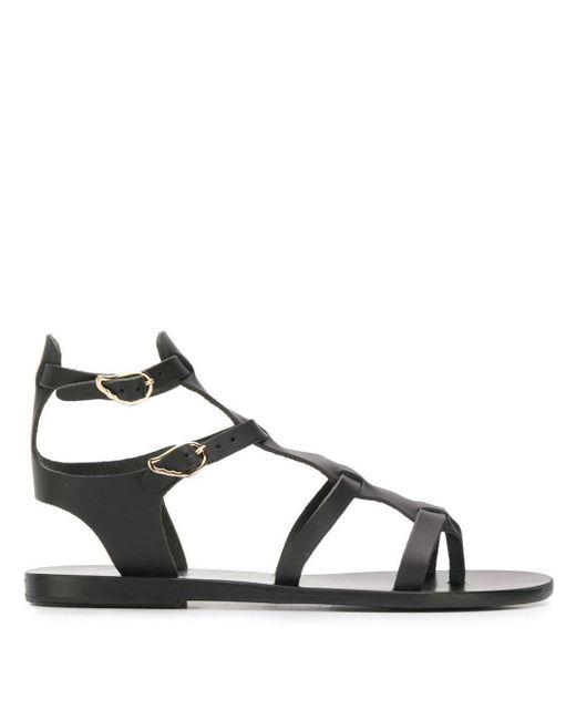 Ancient Greek Sandals Stephanie サンダル Black