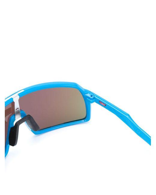 メンズ Oakley Evzero Blades サングラス Blue