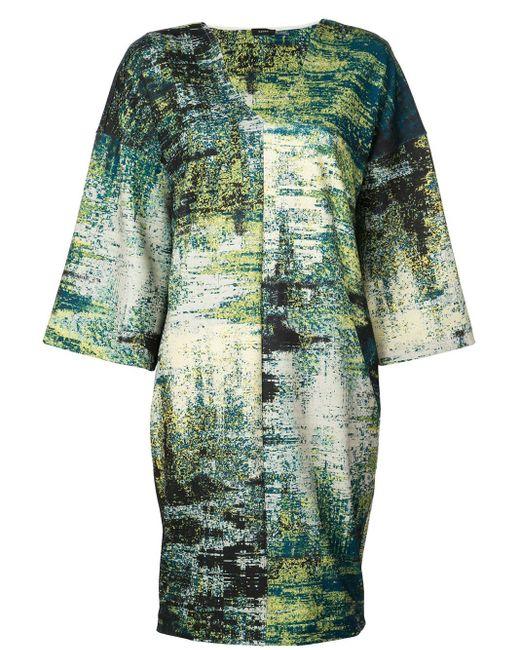 Natori シフトドレス Green