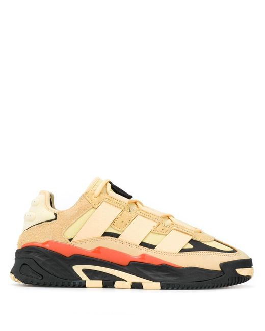 Zapatillas bajas Niteball Adidas de hombre de color Multicolor