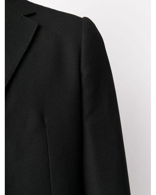 Blazer con pinces di Z Zegna in Black da Uomo