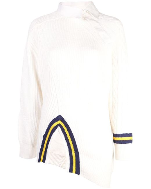 Alexander Wang Vネック セーター Multicolor