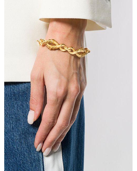 Aurelie Bidermann Metallic Lola Bracelet