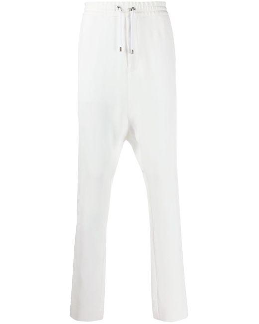 メンズ Balmain サルエルパンツ White