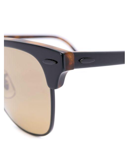 Солнцезащитные Очки Clubmaster Ray-Ban, цвет: Black