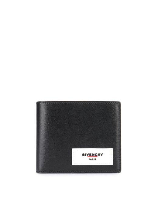 メンズ Givenchy 二つ折り財布 Black