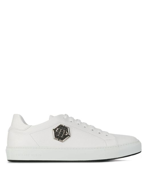 メンズ Philipp Plein Original スニーカー White