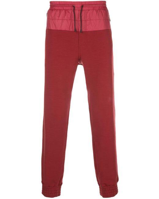 Pantalon de jogging en polaire Aztech Mountain pour homme en coloris Red