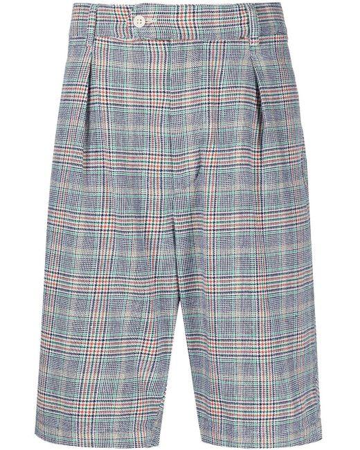 Engineered Garments Karierte Sunset Bermudas in Gray für Herren