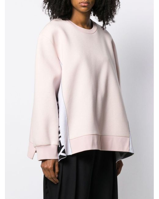 Stella McCartney ロゴ スウェットシャツ Pink