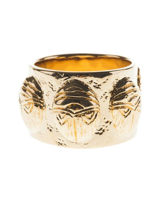 Aurelie Bidermann | Metallic 'concorde' Ring | Lyst