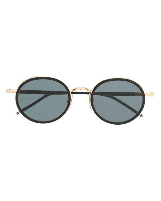 Thom Browne Multicolor Border Sunglasses